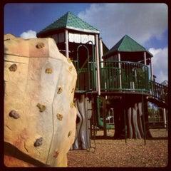 Photo taken at Urfer Family Park by Matthew C. on 5/3/2013