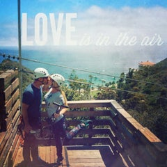 Photo taken at Zip Line Eco Tour by Alana Y. on 7/24/2013