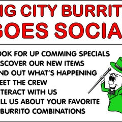 Photo taken at Big City Burrito - Official Site by Big City Burrito - Official Site on 2/24/2015