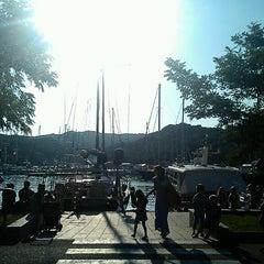 Photo taken at Porto di Santa Teresa di Gallura by Irene C. on 8/24/2013
