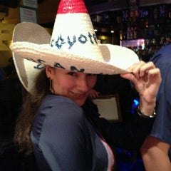 Photo taken at Coyote Bar & Grill by Anna M. on 10/19/2012