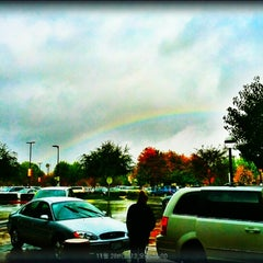 Photo taken at Lawrence Expressway at Homestead Rd. by beno h. on 11/28/2012