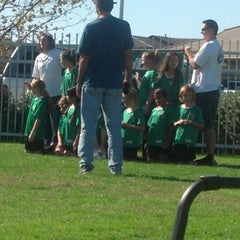 Photo taken at Junction Elementary School by Damian W. on 11/3/2012