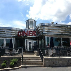 Photo taken at Palace Diner by George J. on 7/27/2013