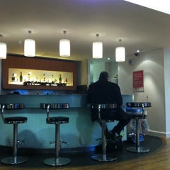 Photo taken at Virgin Trains First Class Lounge by Patricia 🐶 on 12/5/2012