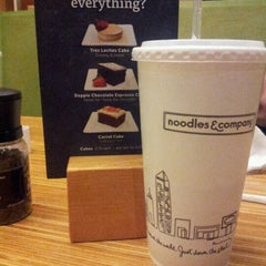 Photo taken at Noodles & Company by Becky H. on 12/1/2012