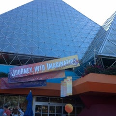 Photo taken at Journey Into Imagination With Figment by Soamazen on 10/31/2012