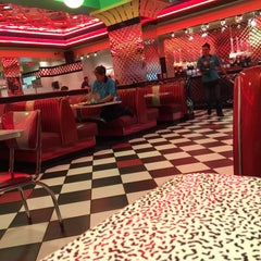Photo taken at Roxy's Diner by Charles B. on 4/18/2015