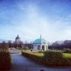 Photo taken at Hofgarten by Thomas R. on 11/24/2012