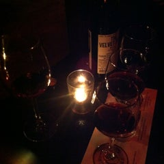 Photo taken at DOC Wine Bar by Stella L. on 1/26/2013