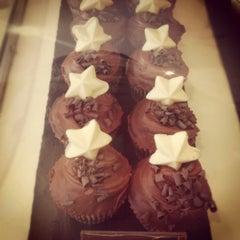 Photo taken at Angel Food Bakery by Dasha B. on 9/26/2012