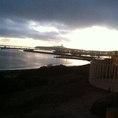 Photo taken at Sam's Chowder House by Lisa S. on 11/8/2012