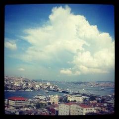 Photo taken at Ağa Kapısı by Ozan Y. on 6/5/2013