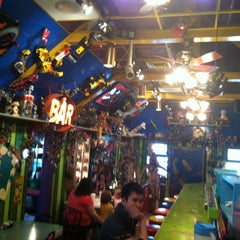 Photo taken at Papermoon Diner by Ebbie A. on 4/24/2013
