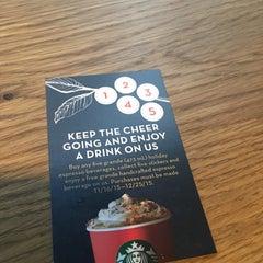 Photo taken at Starbucks by Marc G. on 11/18/2015