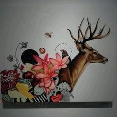 Photo taken at Bold Hype Gallery by Noah @Noah_Xifr X. on 11/16/2012