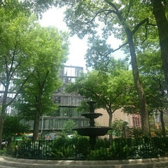 Photo taken at Jackson Square by Roman C. on 6/23/2015