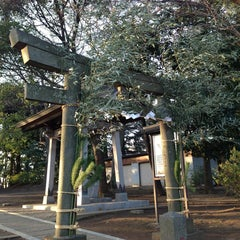 Photo taken at 長尾神社 by Osamu S. on 1/2/2013
