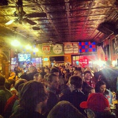 Photo taken at British Bulldog by Chris C. on 3/22/2013
