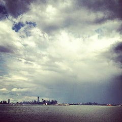 Photo taken at Staten Island, NY by Andrea S. on 9/30/2012