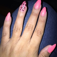 Photo taken at Keke's Nail Salon by Jenny O. on 4/22/2015