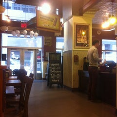 Photo taken at Potbelly Sandwich Shop by Maria K. on 2/12/2013