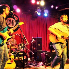 Photo taken at Mercy Lounge by Jon D. on 7/9/2013