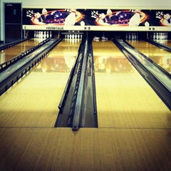 Photo taken at Hermitage Lanes by Jon D. on 1/19/2013