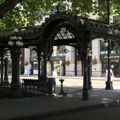 Photo taken at Pioneer Square by Marc S. on 7/2/2015