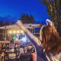 Photo taken at Edgefield Concerts On The Lawn by randy on 8/10/2015