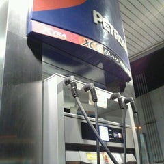 Photo taken at Petron by Ayn S. on 4/16/2013