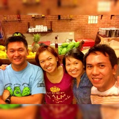Photo taken at Rustica Restaurant by Ameer T. on 4/7/2015