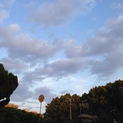 Photo taken at Piazza Roma by Anastasia P. on 8/5/2015