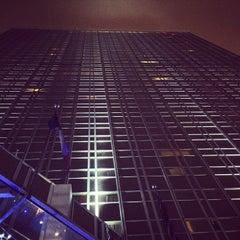 Photo taken at Radisson Blu Plaza Hotel by Nikita C. on 1/5/2013