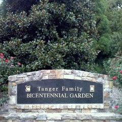 Photo taken at Greensboro Bicentennial Gardens by Christopher K. on 9/25/2012