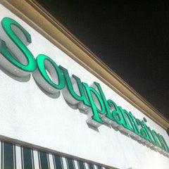 Photo taken at Souplantation by Michael D. on 12/31/2012