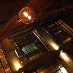 Photo taken at Little Bear L.A. Restaurant by Jon B. on 2/25/2013