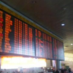 Photo taken at Terminal 1 by Shahar b. on 11/7/2012