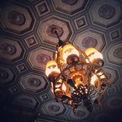 Photo taken at The Brown Hotel by Ramsey M. on 10/7/2012
