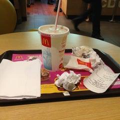 Photo taken at McDonald's / McCafé by Malcolm on 3/13/2013
