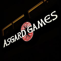 Photo taken at Asgard Games by Johnny L. on 9/20/2013