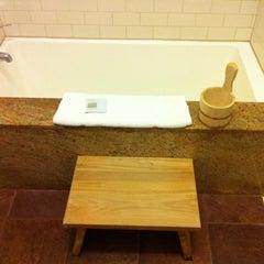 Photo taken at Hotel Kabuki by Andy C. on 11/10/2012
