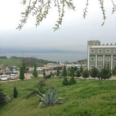 Photo taken at Sakarya Üniversitesi by Eyüp O. on 3/28/2013
