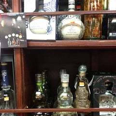 Photo taken at Tarzana Wine & Spirits by Ernesto (Tequila Man) A. on 4/14/2014
