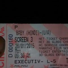 Photo taken at Cinemax by Hakimuddin. L. on 1/26/2015