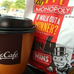 Photo taken at McDonald's by Michelle S. on 9/29/2012