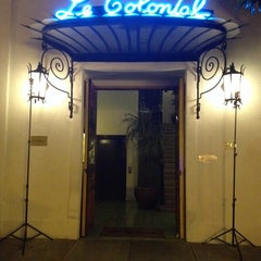 Photo taken at Le Colonial by Logan A. on 9/28/2013