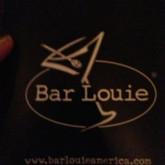 Photo taken at Bar Louie Dearborn Station by Kari S. on 2/14/2013
