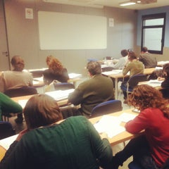 Photo taken at Club de Marketing de Navarra by Rufino L. on 3/27/2013