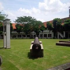 Photo taken at Gedung Arsip Nasional by Erik C. on 4/23/2015